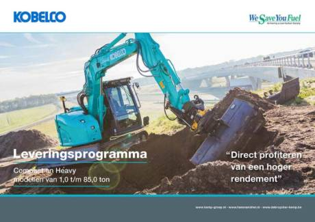 Download: Leveringsprogramma Kobelco